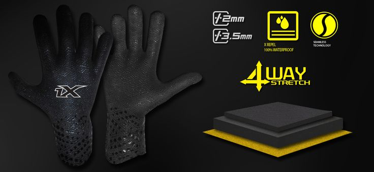 http://www.1x-diving.com/ glove neoprene 1x diving