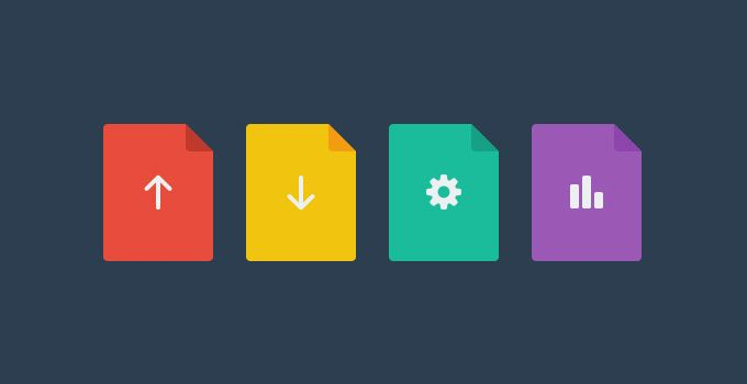 Freebie: 11 Beautiful Flat Icons Sets To Download