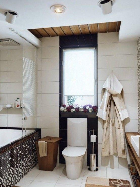 118 best idee per il bagno images on pinterest | room, bathroom ... - Idee Per Arredare Il Bagno