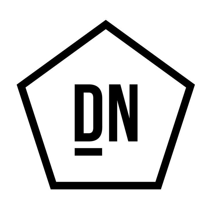 The pentagon to represent the 5 senses. Logo Design.