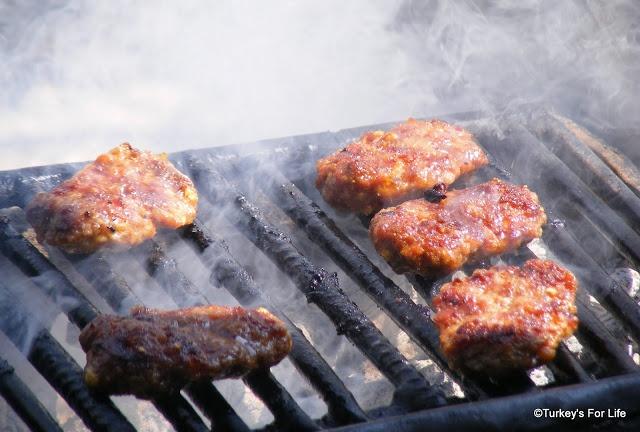 Barbecued Köfte