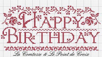 Lacomtesse&lepointdecroix: Happy Birthday Blog!