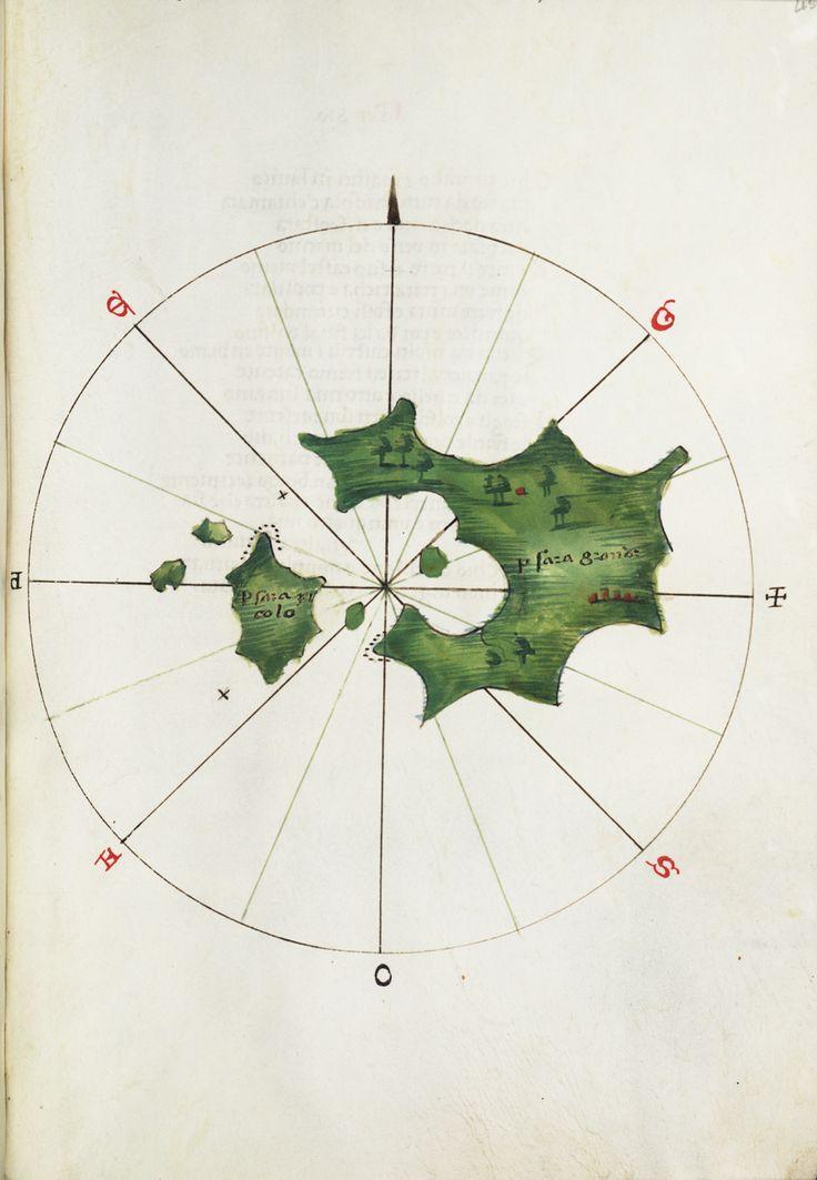 via Illustrations Bartolommeo dalli Sonetti Island