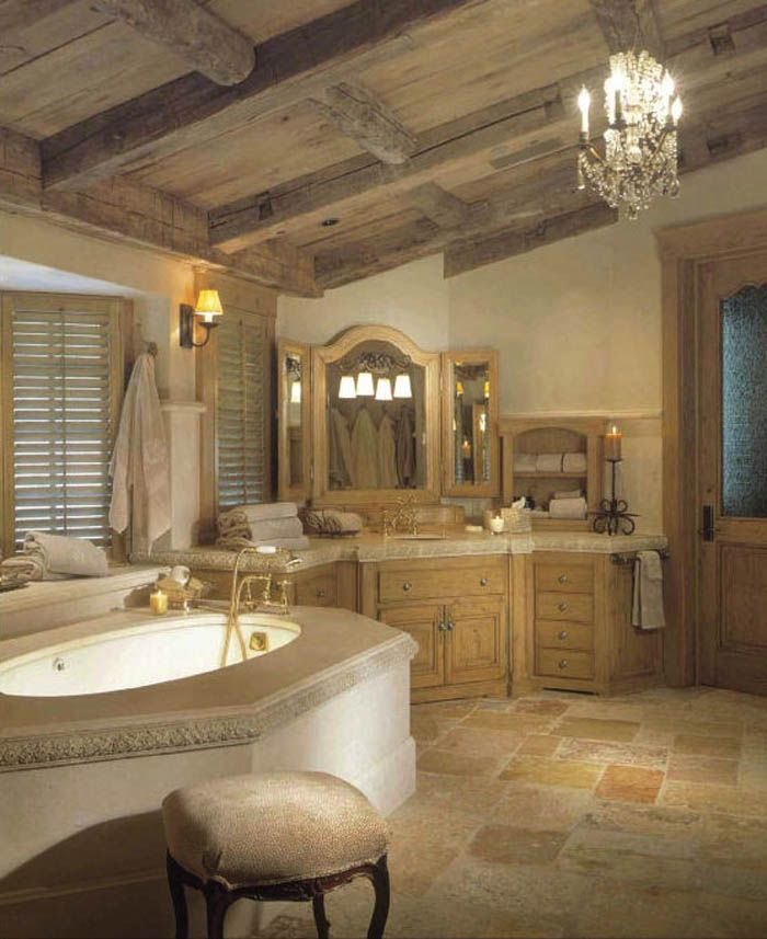 30 Best Traditional Bathroom Designs On Pinterest