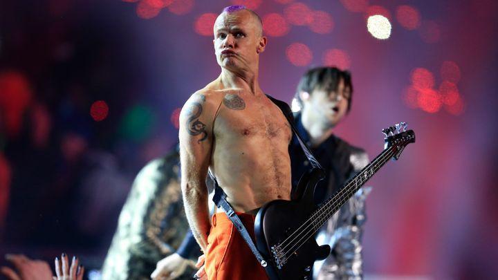Flea; Donald Trump Is A 'Reality Show Bozo'