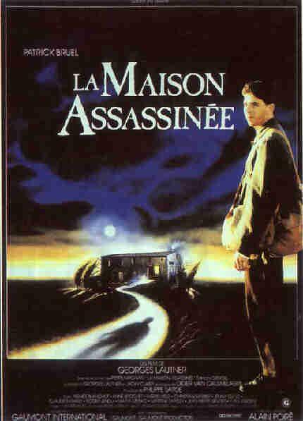 La maison assassinée (1988) - Georges Lautner - Patrick Bruel