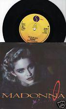 "MADONNA Live To Tell 1986 UK 7"" 45 Vinyl Single Record Pop 80s W8717"