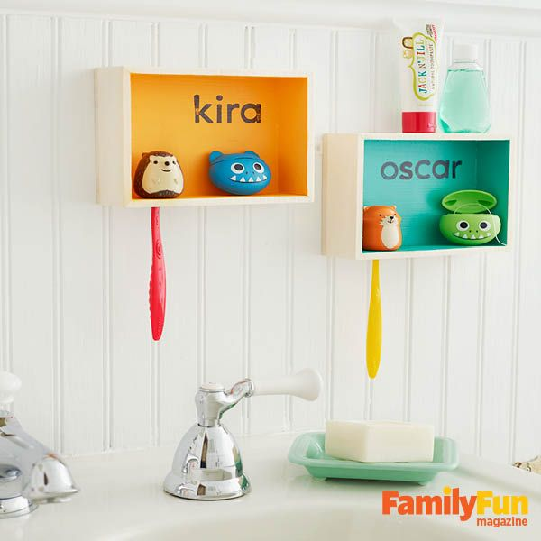 7 Kid Friendly Bathroom Ideas