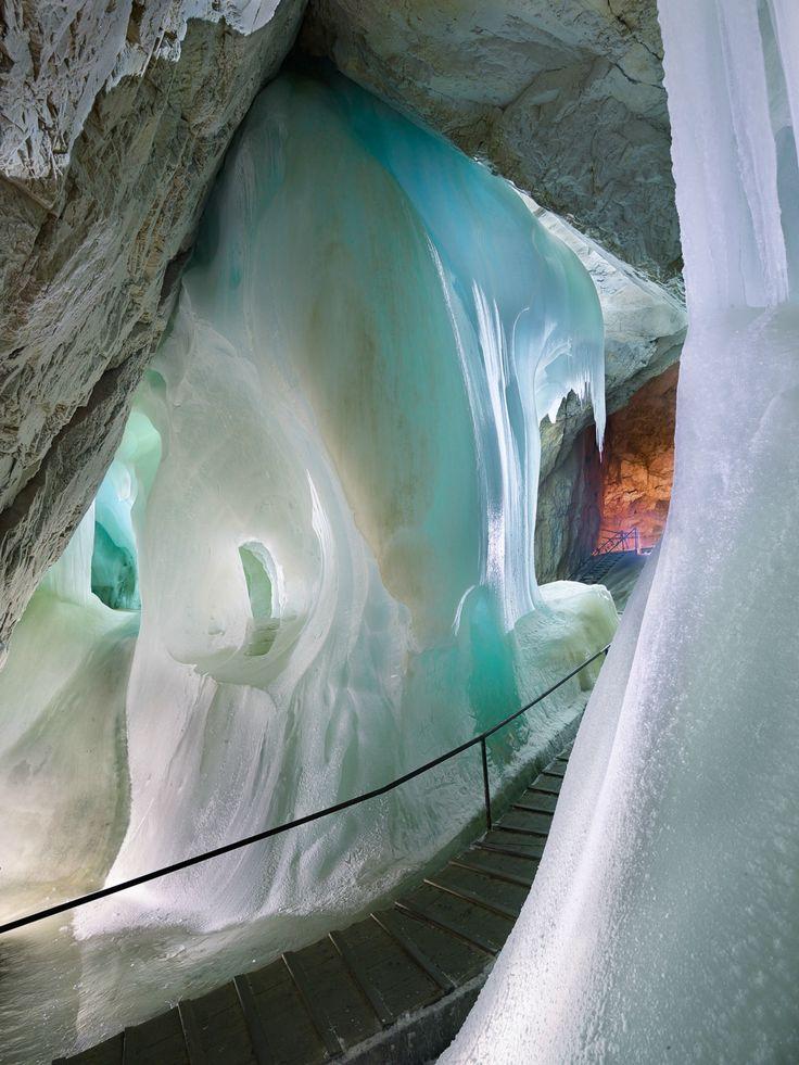 Ice cave - Eisriesenwelt, Werfen, Austria