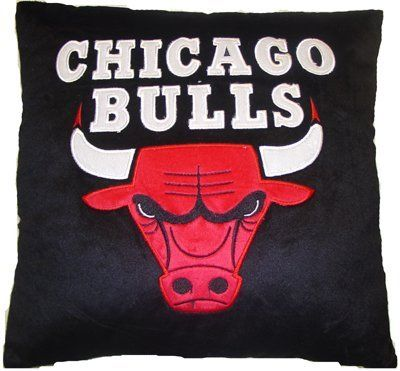 Chicago Bulls NBA 16 Plush Pillow by Sportszone by Dan River. $14.99. Bulls Logo. Officially Licensed by the NBA. 16 Inch Square Plush Pillow. Chicago Bulls NBA 16 Plush Pillow
