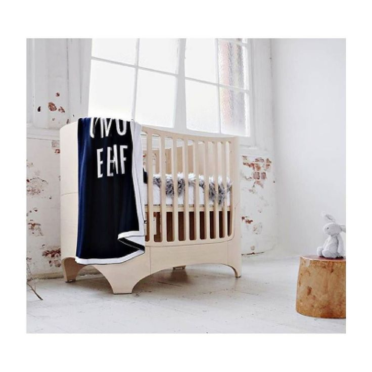 Loving this nursery space  How amazing is this Leander Cot #musthave #welove @danish_by_design @leanderfurniture