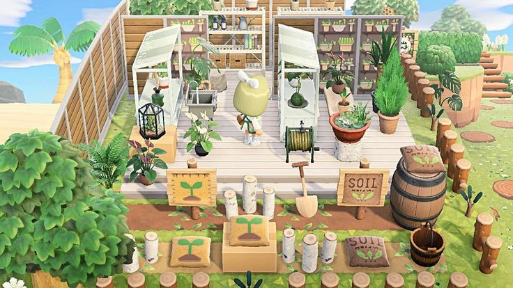 The Plant Shop AnimalCrossing in 2020 Animal crossing