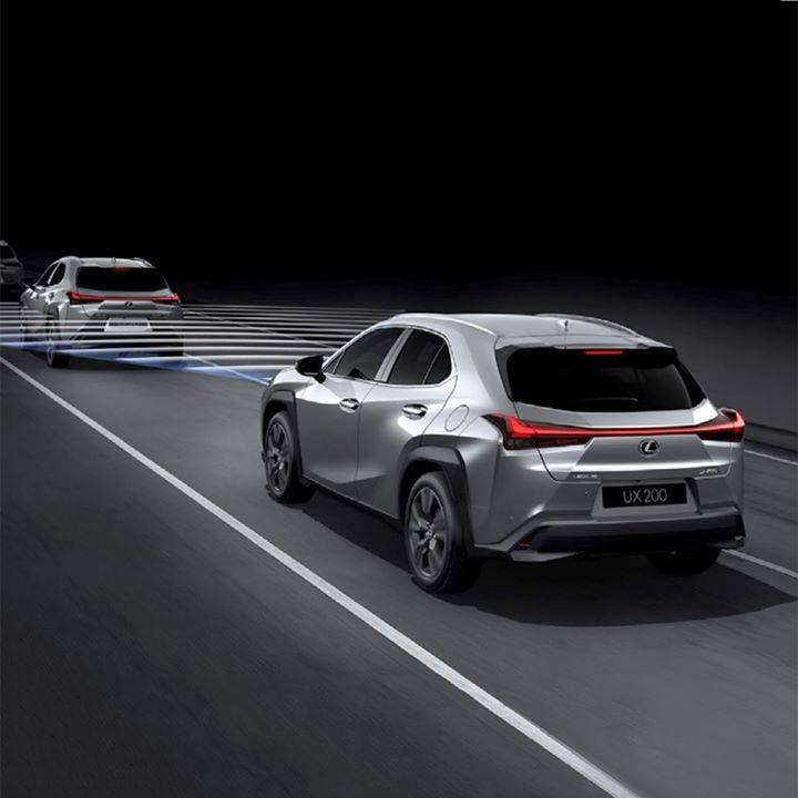 Lexus Path To Safety Leadership Lexus Usa Newsroom Lexus Safety Innovations Lexus Cars