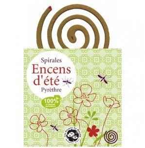 Spirales Encens d'été anti-moustique Disponible en magasin
