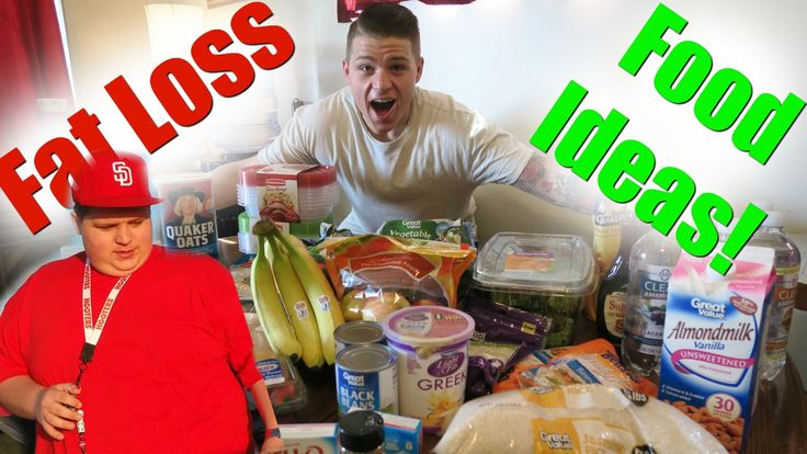 Fat Loss Grocery Haul! (healthy food for weight loss)(at walmart)