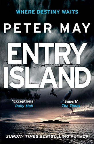 Entry Island by Peter May.  International setting/ English writer.