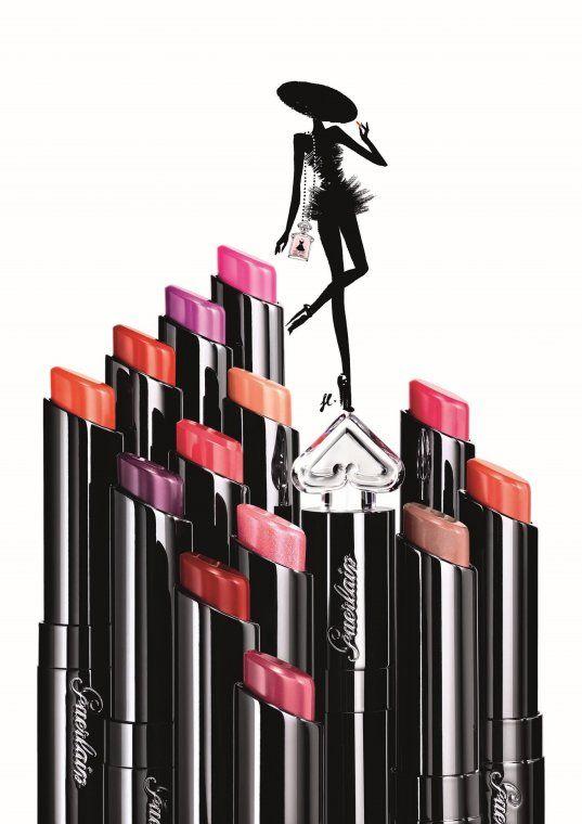 La Petite Robe Noire, Lipsticks, Lips, Makeup - Guerlain