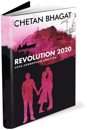 Chetan Bhagat's  Revolution 2020...