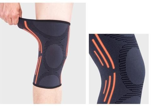 Breathable Sports Safety Kneepad