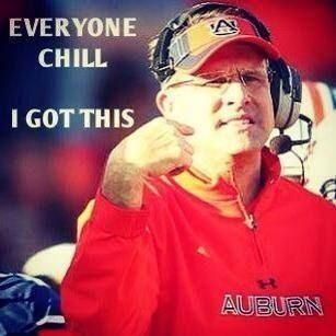 Yes he did!!!  AU 34-AL 28....WDE 11/30/13 Way to go Gus!!!!!