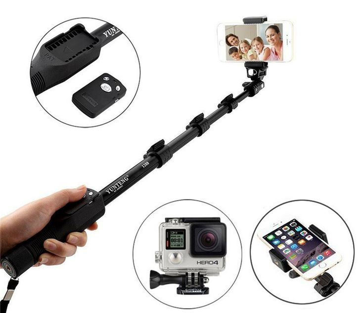 Like and Share if you want this  Tripod 4 In 1 Yunteng 1288 Bluetooth Extendable Selfie Stick Handheld Yt-1288 Monopod for Xiaomi Yi Gopro Sj4000 Iphone Camera     Tag a friend who would love this!     FREE Shipping Worldwide     Get it here ---> https://www.techslime.com/tripod-4-in-1-yunteng-1288-bluetooth-extendable-selfie-stick-handheld-yt-1288-monopod-for-xiaomi-yi-gopro-sj4000-iphone-camera/