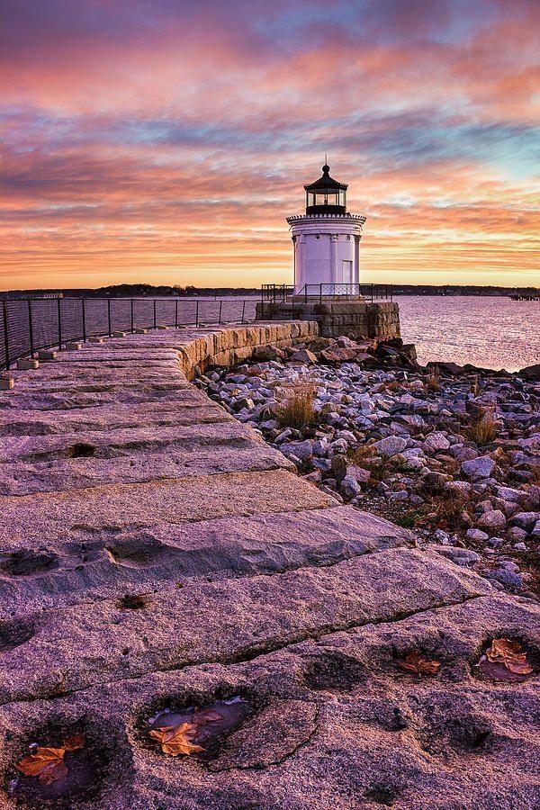 Bug Light Park - South Portland, Maine by Eva0707