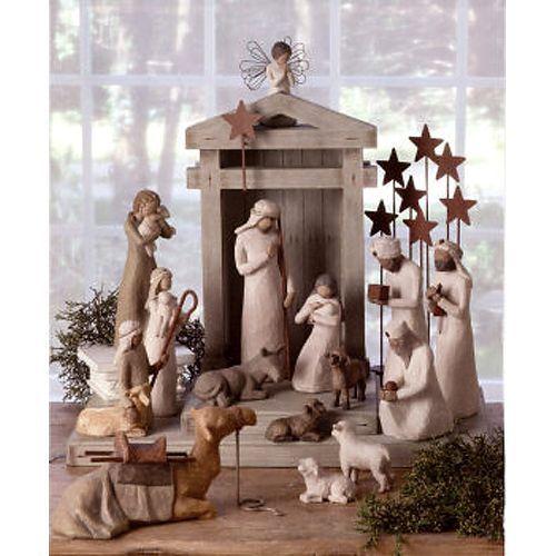 Love my Willow Tree Nativity Set
