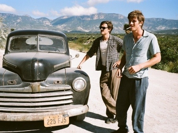 Are you as excited as we are about Sam Riley and Garrett Hedlund in Walter Salles' upcoming adaptation of Jack Kerouac's On the Road (2012): Garrett Hedlund, Roads Movie, Walter Sall, Roads 2012, Dean O'Gorman, Jack Kerouac, Sam Riley, Jack O'Connel, Roads Trips