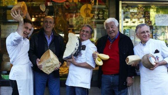 Two Greedy Italians: Still Hungry: Rome and Lazio and Machismo