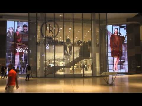 Holt Renfrew Revolutionizes the Retail Storefront - YouTube