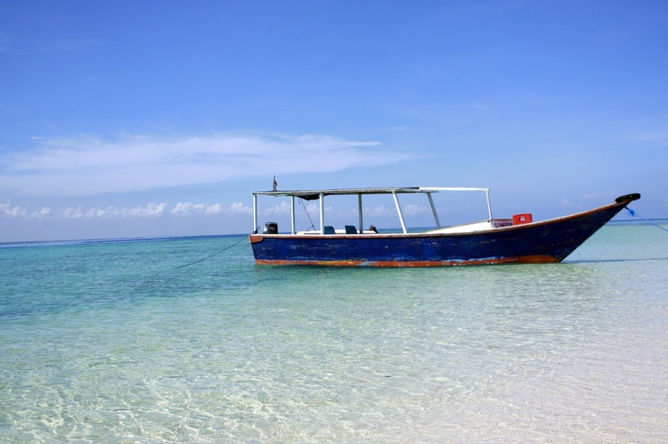 Samalona Island, South Celebes - Indonesia