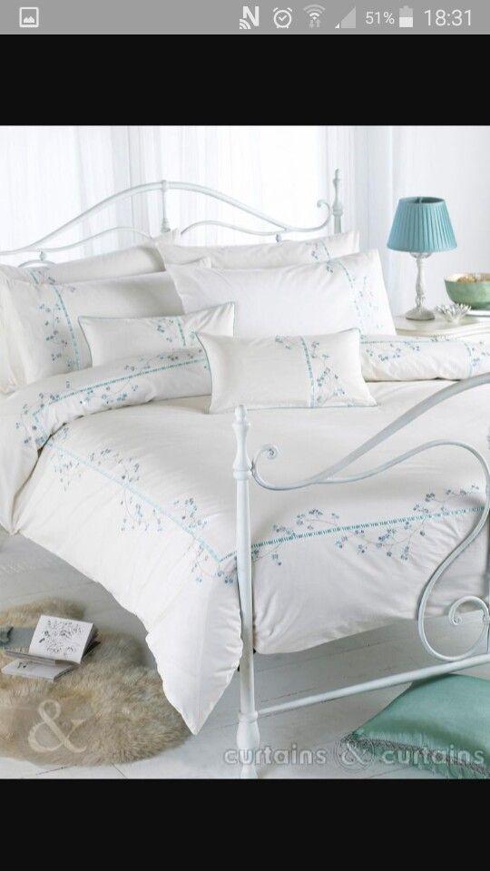 Duck Egg Blue Bedding Duvet Cream Duvets Eggs Beds Uk Covers Bedroom Decor Ideas