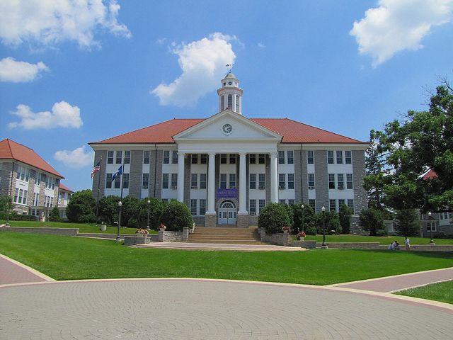 James Madison University - College Bound Mentor