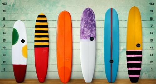 Quiver research for possible future project stuff for for Awesome surfboard designs