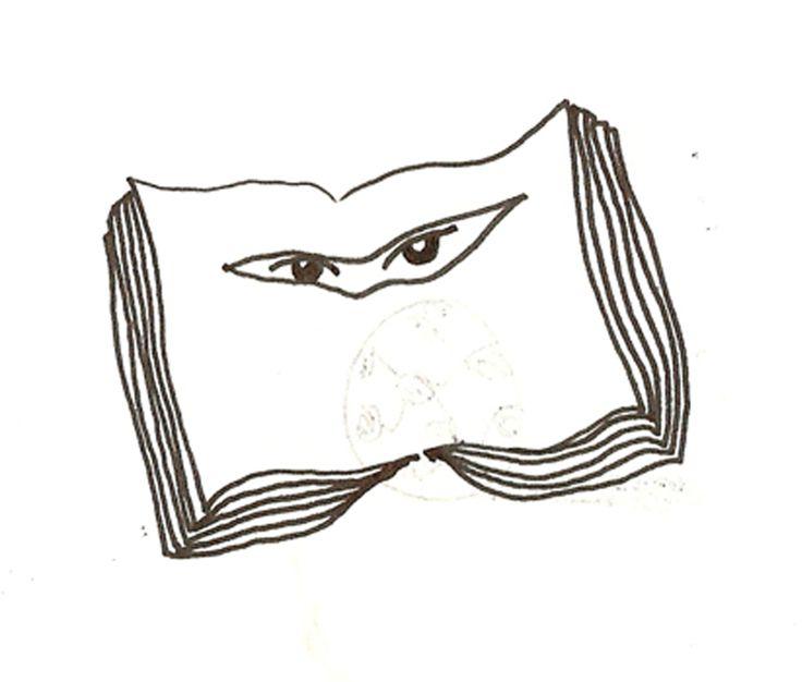 Dibujo de Raphael Larre Articulo: METACRÓNICAS: CRÓNICAS CRÍTICAS EN LA CRÍTICA LATINOAMERICANA http://revistas.udistrital.edu.co/ojs/index.php/c14/article/view/3977