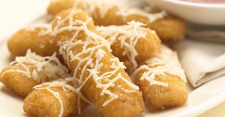 Parmesan Fish Stick Dippers   Gorton's Seafood