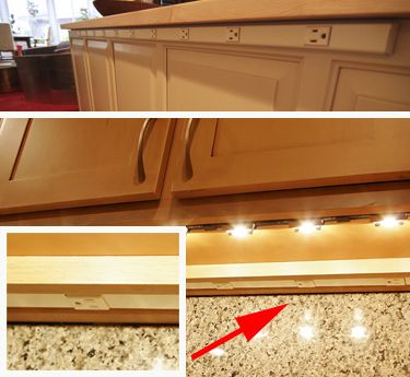 10 Kitchen Remodeling Trends in 2016: Kitchen Hidden Power Outlets- Criner Remodeling
