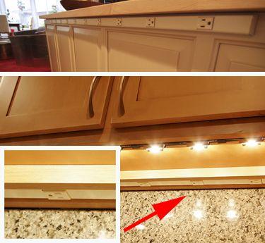 10 Kitchen Remodeling Trends in 2016: Kitchen Hidden Power Outlets- Criner Remodeling
