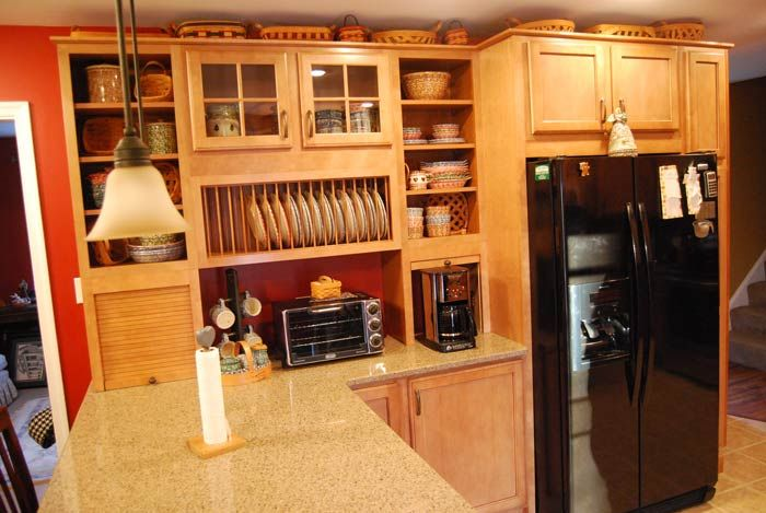 1000 Images About Open Storage Cabinet Amp Shelf Ideas On
