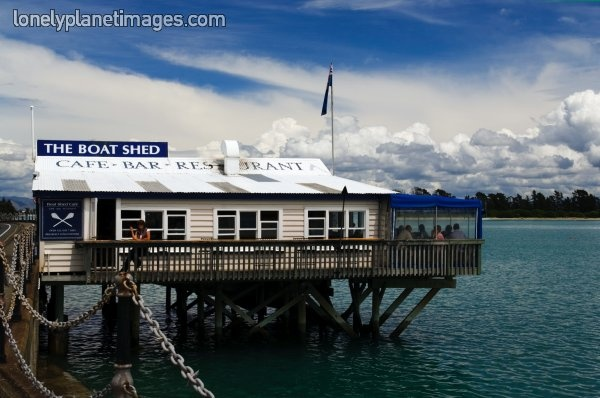 happy place :) The Boat Shed Nelson NZ