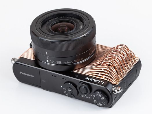 Epochs Camera Parts by Jan Wertel and Gernot Oberfell
