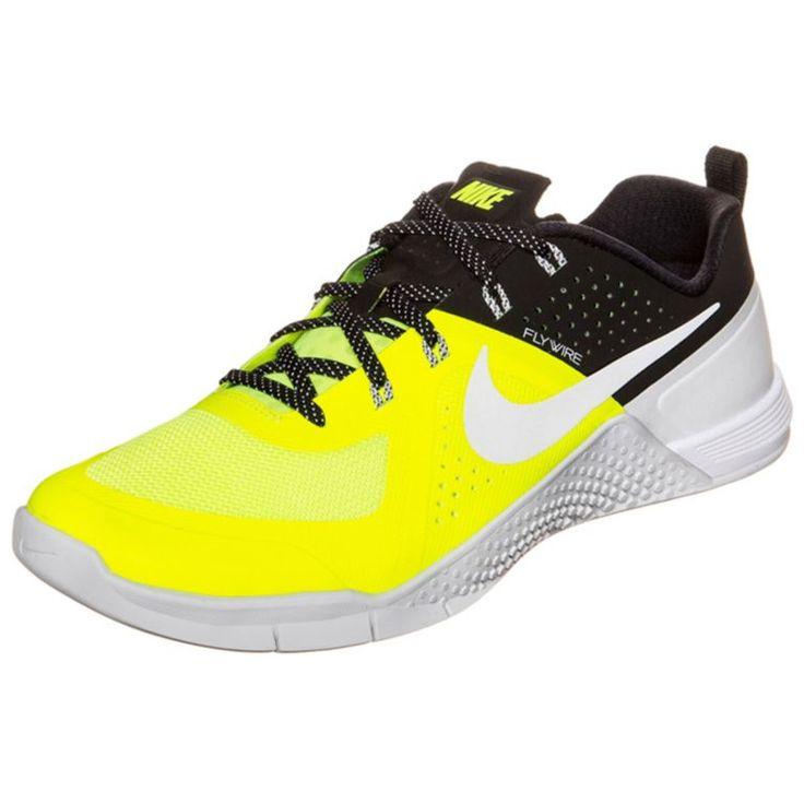 0888410062739 | #Nike #Fitnessschuhe #Herren #lime / #weiß / #schwarz