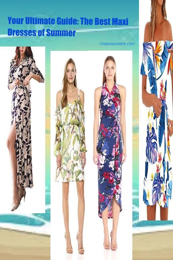 6eaab4aa97 the best maxi dresses of summer 2018