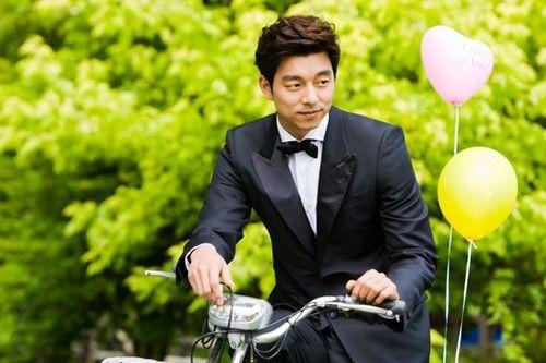 Gong Yoo ... *melt*