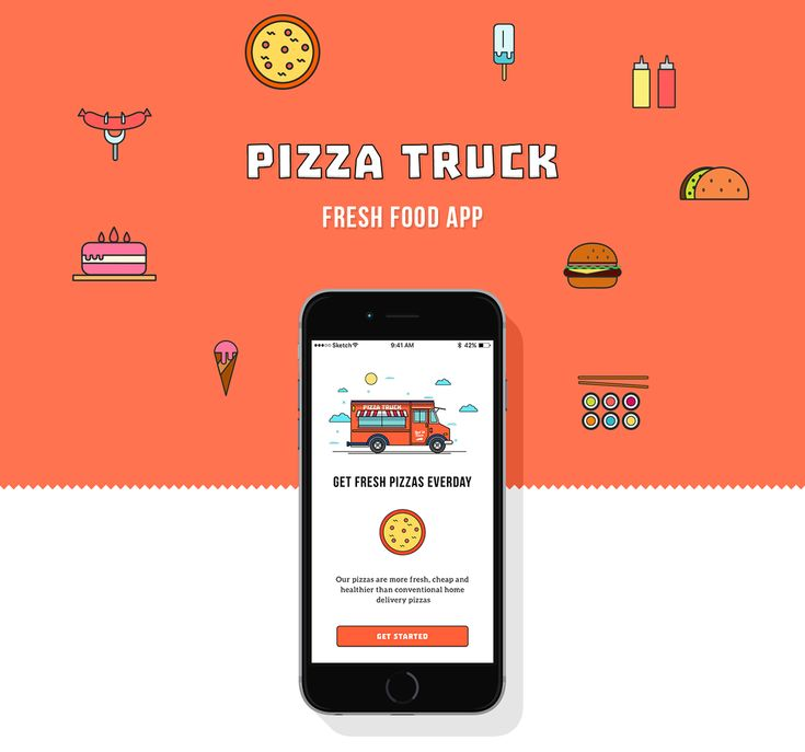 731 best mobile app creative ui images on pinterest for Application creation cuisine