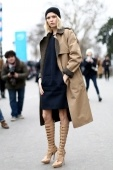 Cutaway boots: the gladiator trend's controversial resurface - Fashionising.com
