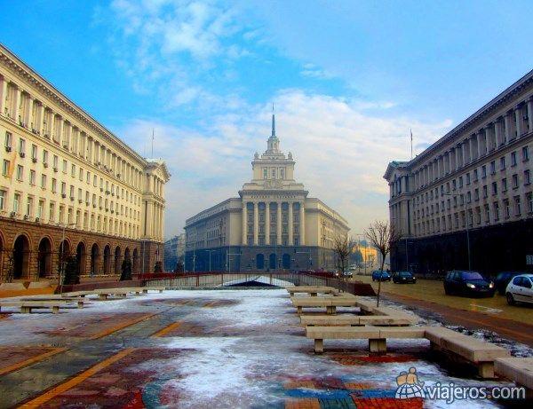 Sofía, Bulgaria, destacada del concurso de fotos de abril. Foto del viajero claudiojaviern. Mira más fotos ganadoras en www.viajeros.com