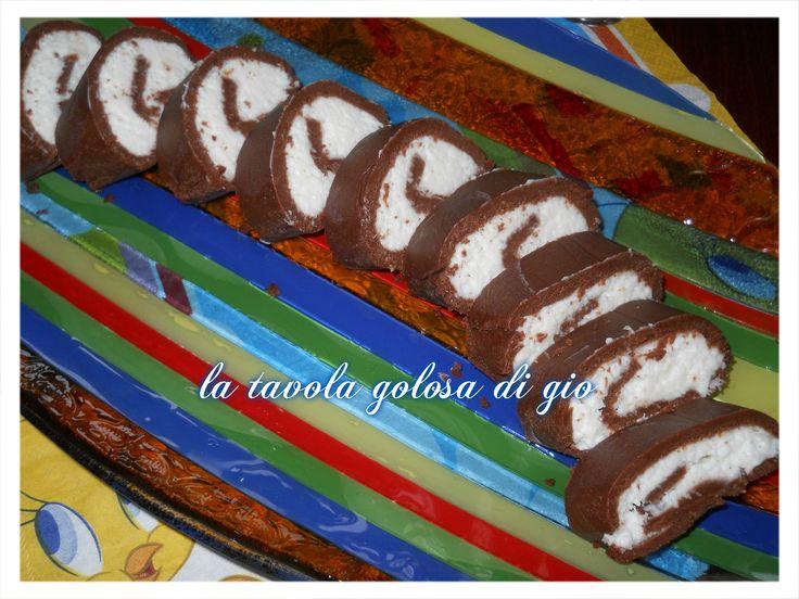 girelle al cocco e cioccolato irresistibili