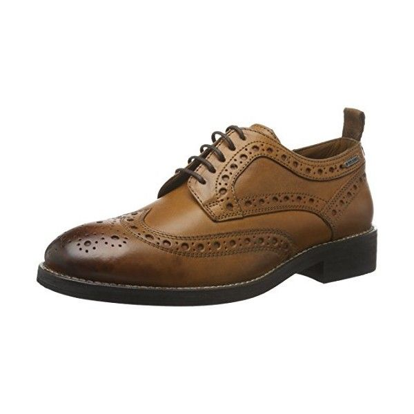 Pepe Jeans Hackney W Brogue, Scarpe stringate Donna (€125) ❤ liked on Polyvore featuring shoes, oxfords, pepe jeans london, balmoral shoes, balmoral oxfords, brogue oxford and brogue shoes