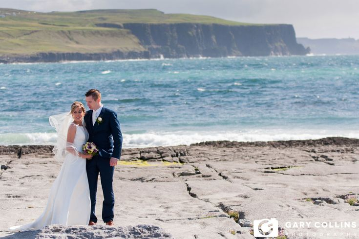 Ailish and Jonathan were two of the most relaxed people on their wedding day.